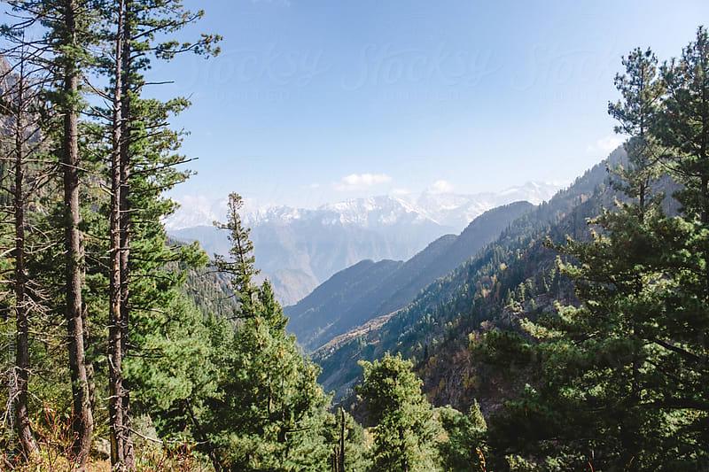 Himalaya India by Nicolas Cazard for Stocksy United