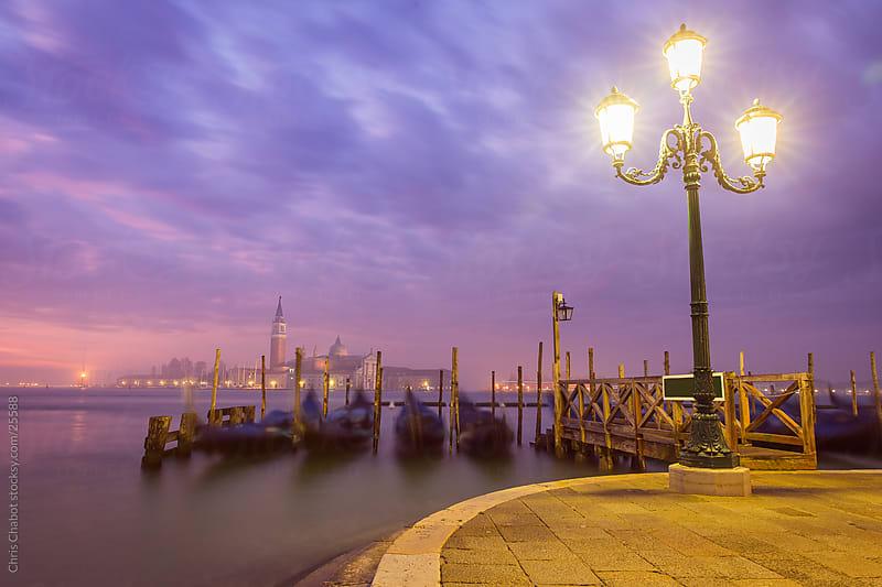 Venetian mornings by Chris Chabot for Stocksy United