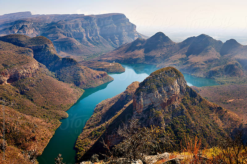 Blyde River Canyon by Daxiao Productions for Stocksy United