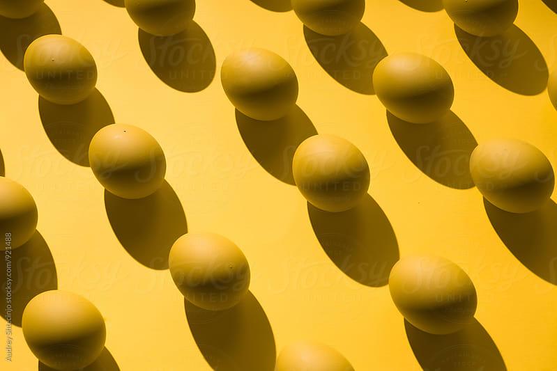 Easter eggs patterns by Audrey Shtecinjo for Stocksy United