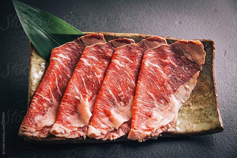 beef by jira Saki for Stocksy United