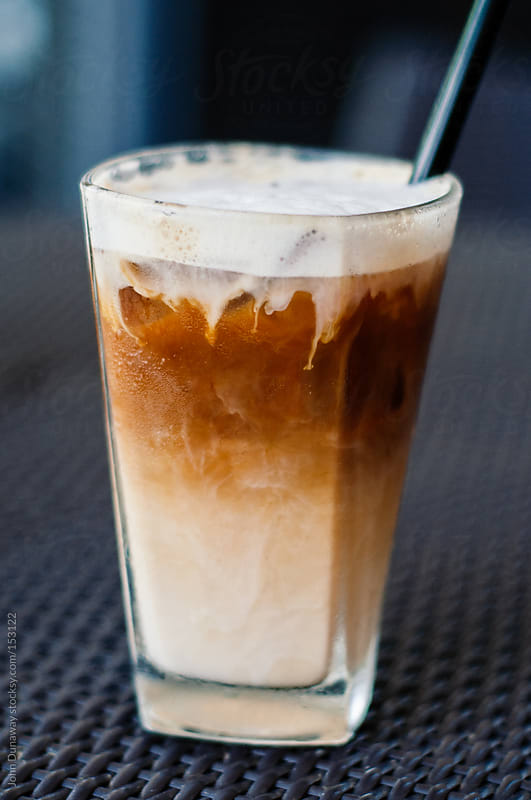 Iced Coffee by John Dunaway for Stocksy United