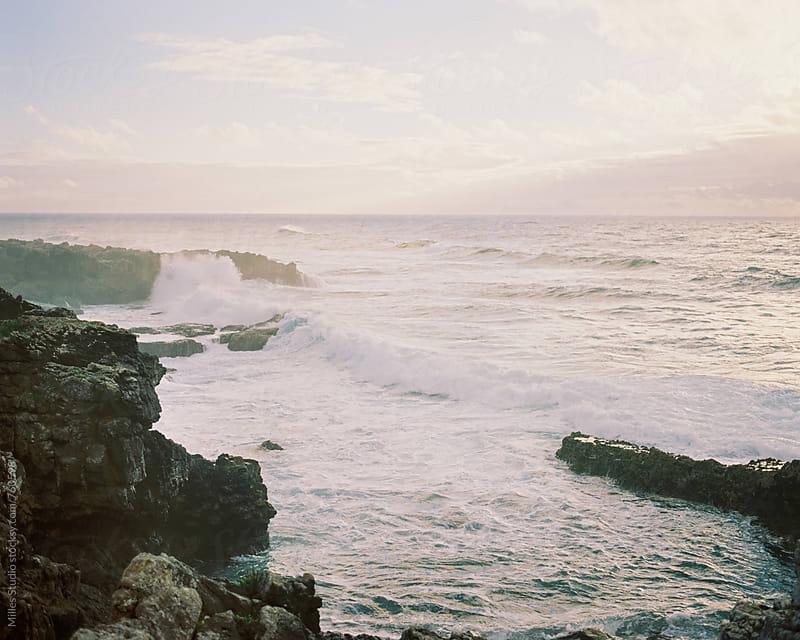 Coast near Praia do Guincho by Milles Studio for Stocksy United