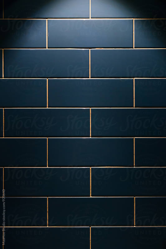 Detail Shot Of Tiled Wall by Maa Hoo for Stocksy United