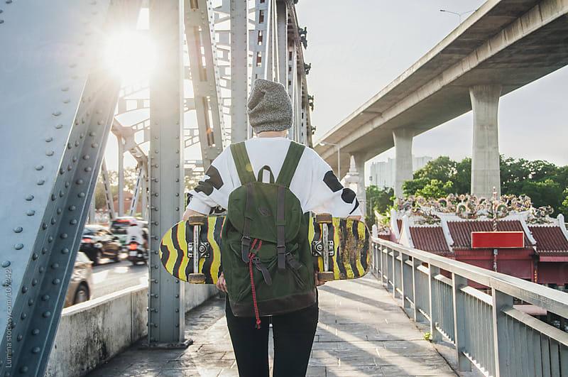 Urban Skater by Lumina for Stocksy United