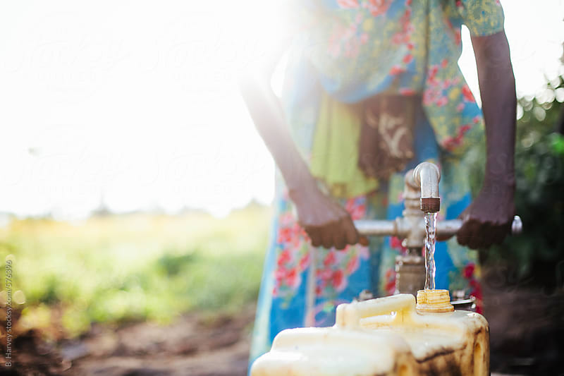 Water in Africa by B. Harvey for Stocksy United