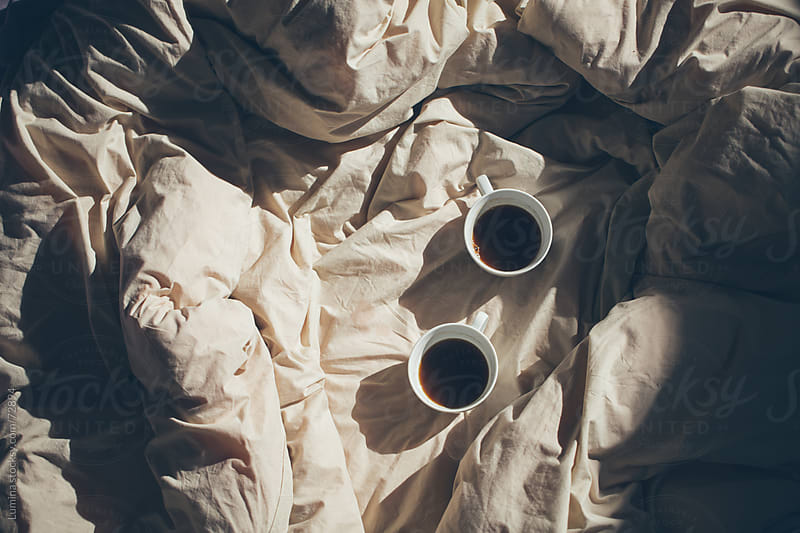 Morning Coffee for Two by Lumina for Stocksy United