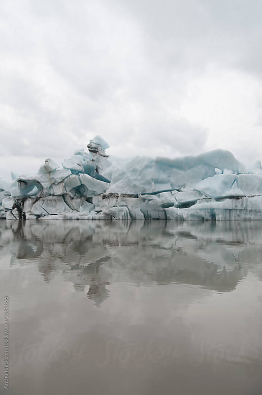 Iceberg Reflection by Anthon Jackson for Stocksy United