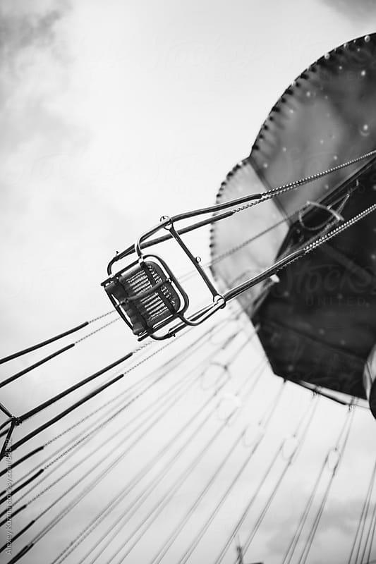 empty carousel by Alexey Kuzma for Stocksy United