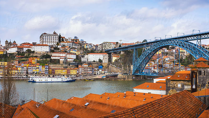 Oporto, Portugal by Good Vibrations Images for Stocksy United