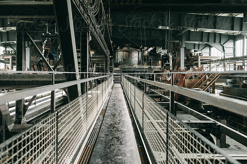 Industrial Walkway by Agencia for Stocksy United