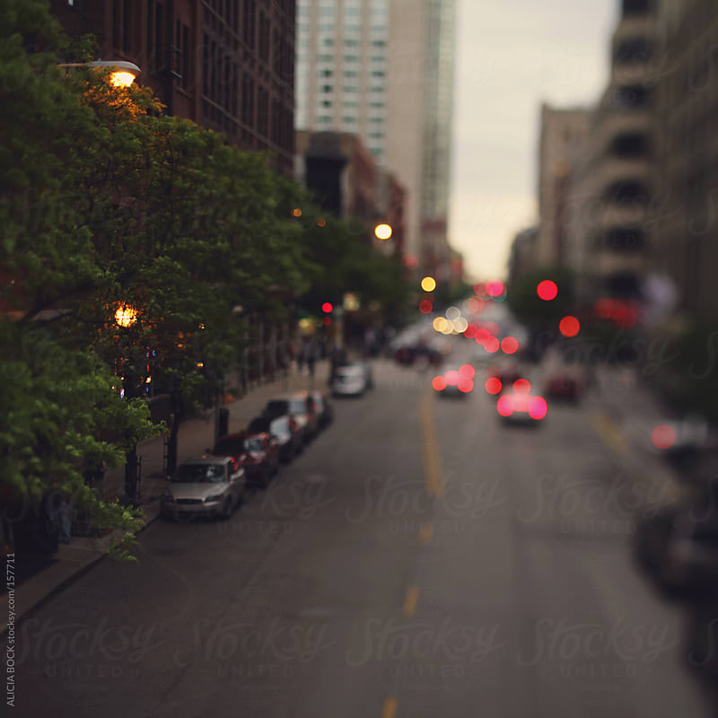 Evening In Chicago by ALICIA BOCK for Stocksy United