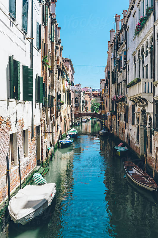 Venice Canal by Jen Grantham for Stocksy United