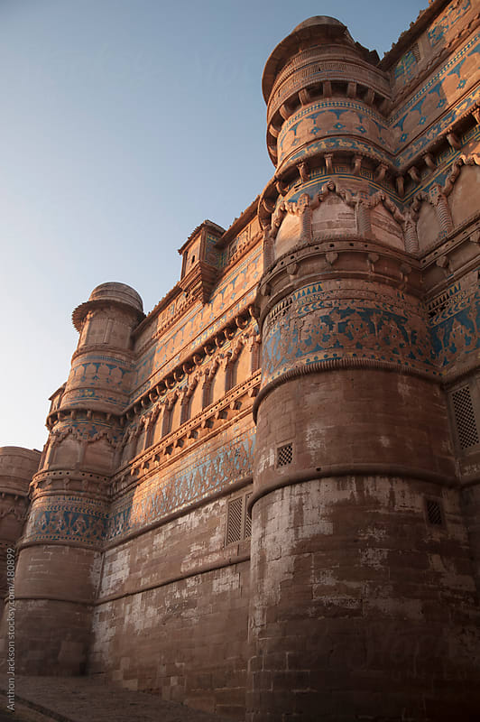Gwalior Fort by Anthon Jackson for Stocksy United