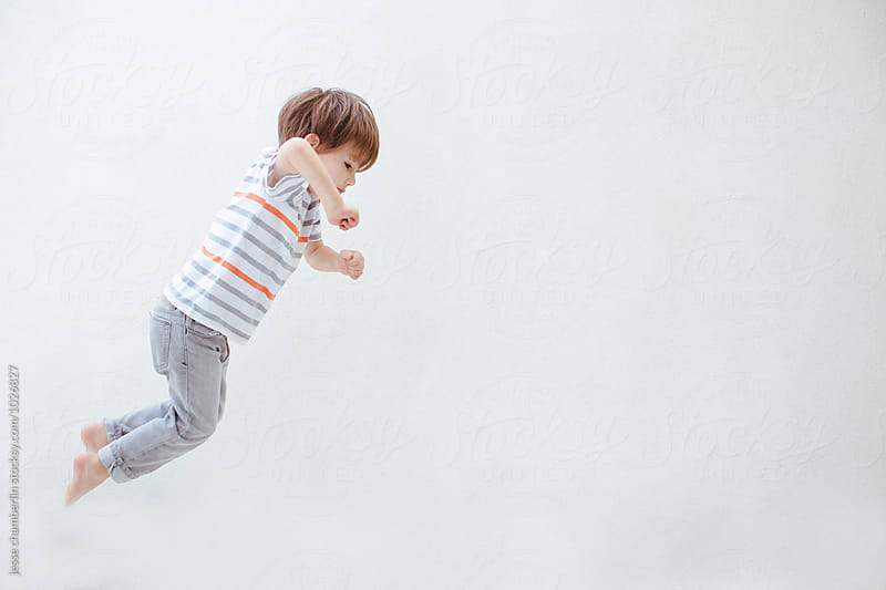 Jump! by jesse chamberlin for Stocksy United