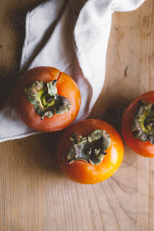 Persimmons by Giada Canu for Stocksy United