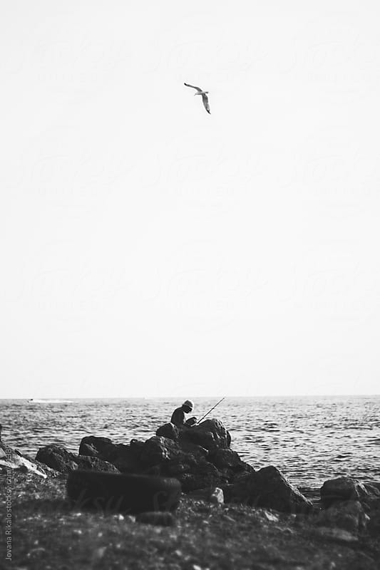 Fisherman  by Jovana Rikalo for Stocksy United