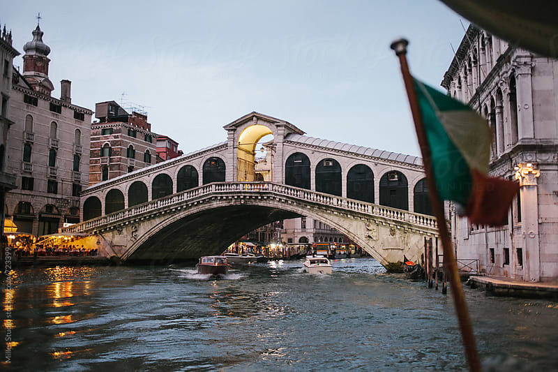 Rialto Bridge by Milles Studio for Stocksy United