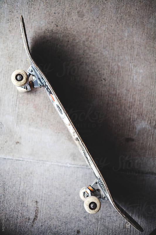 skateboard by MEM Studio for Stocksy United