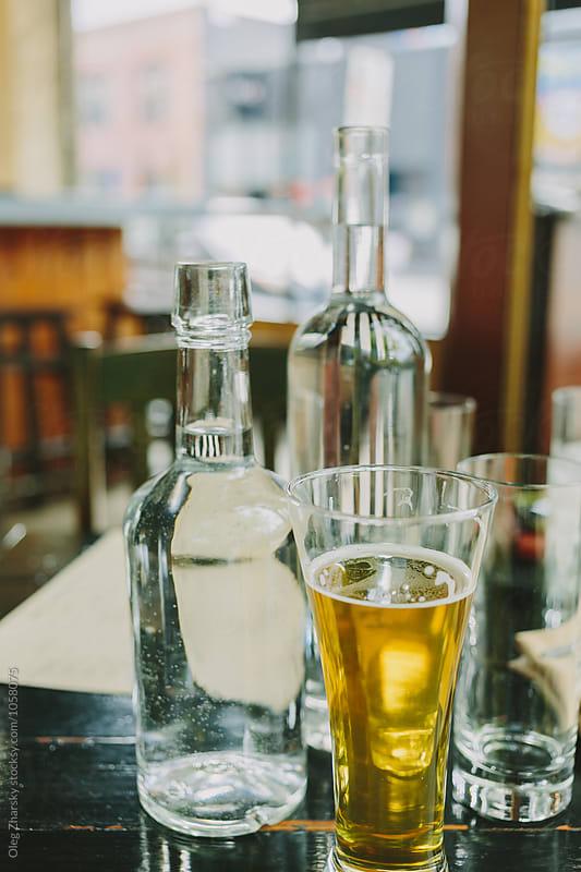 Beer Me by Oleg Zharsky for Stocksy United