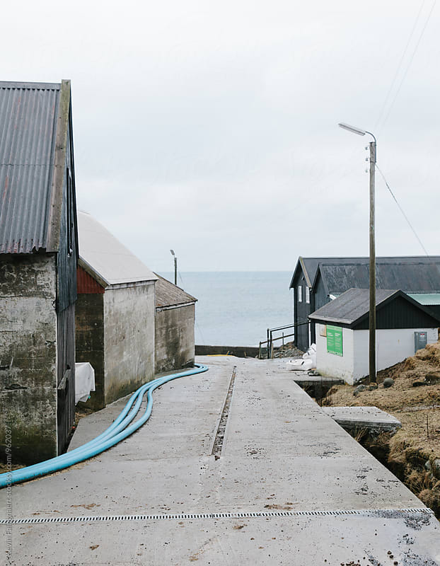 Faroese Street by Kevin Faingnaert for Stocksy United