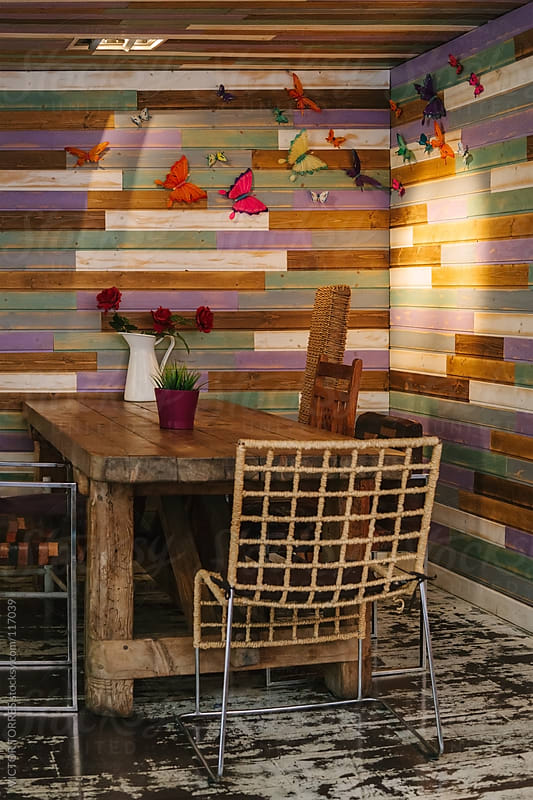 Rural Cozy Interior by VICTOR TORRES for Stocksy United