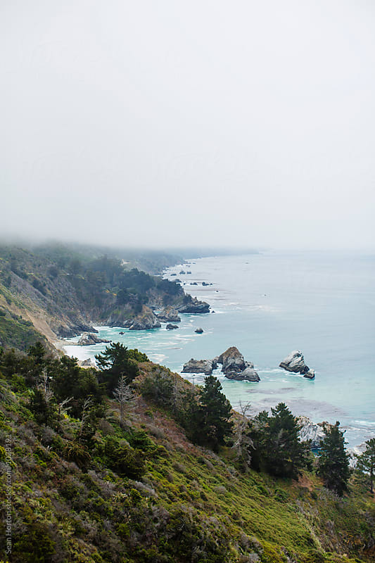 Big Sur Coast by Sean Horton for Stocksy United