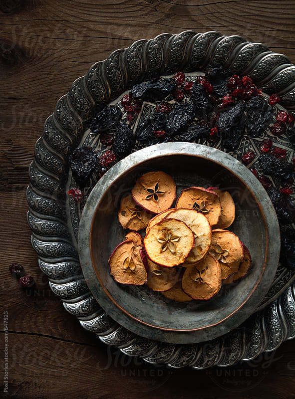 Dried fruits by Pixel Stories for Stocksy United