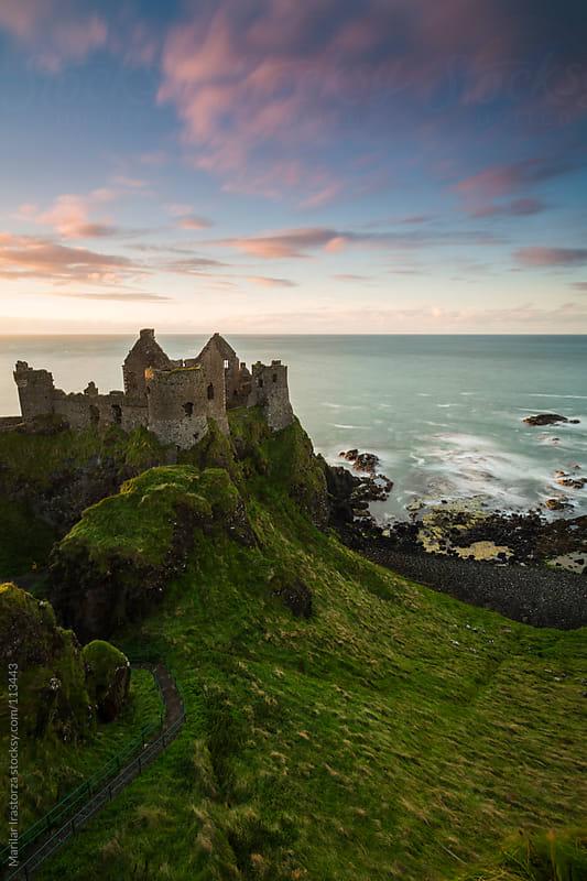 Dunluce Castle II by Marilar Irastorza for Stocksy United