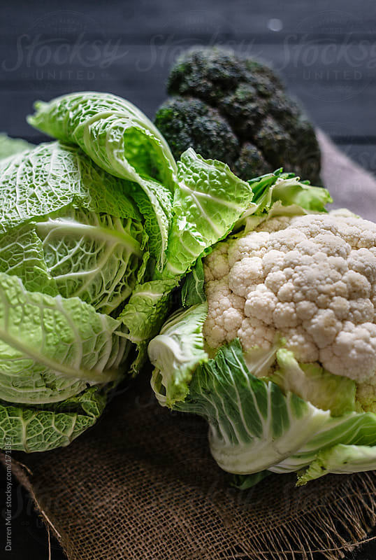 Fresh Vegetables. by Darren Muir for Stocksy United