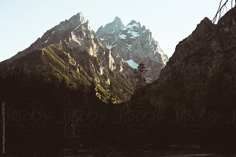 Grand Teton, National Park by Adam Naples for Stocksy United