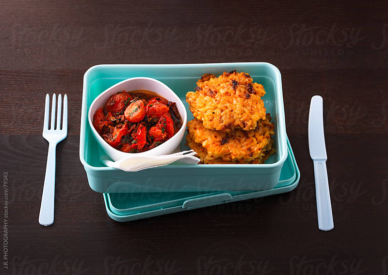 Lunch box by J.R. PHOTOGRAPHY for Stocksy United