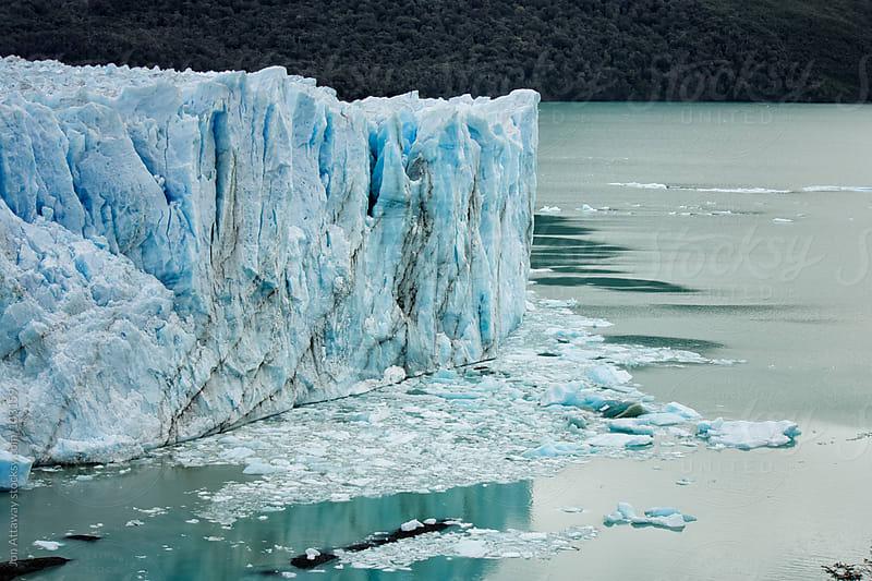 Perito Moreno detail by Jon Attaway for Stocksy United