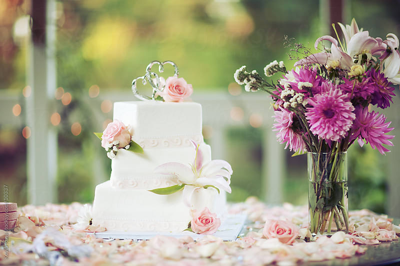 Wedding Cake by Kevin Russ for Stocksy United