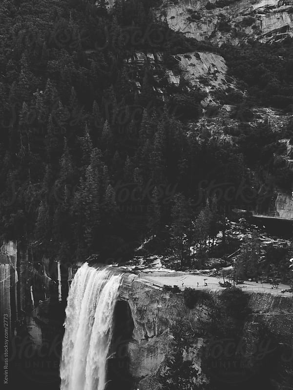 Vernal Falls by Kevin Russ for Stocksy United