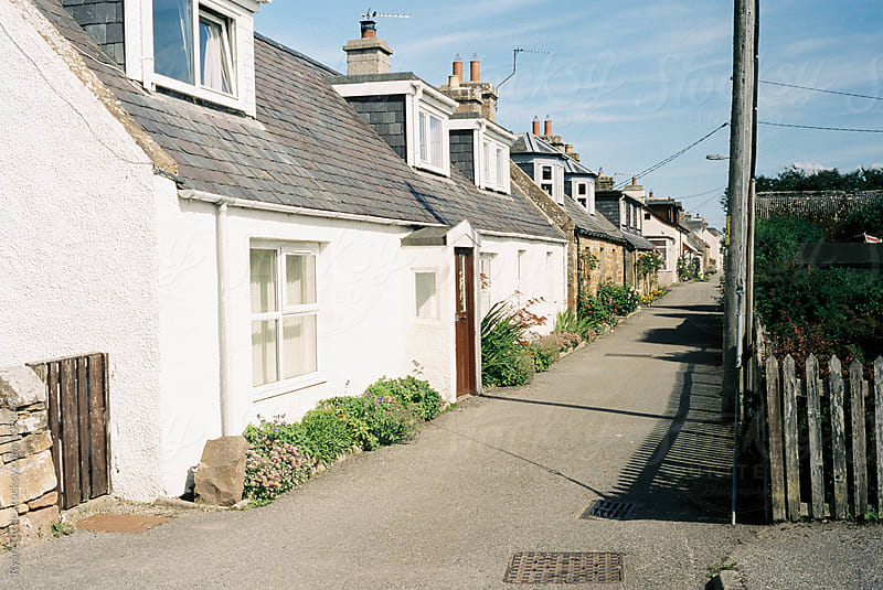 Dornoch, Scotland by Ryan Tuttle for Stocksy United