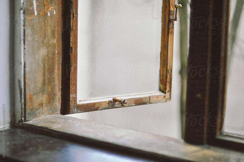 Open window by Jovana Vukotic for Stocksy United