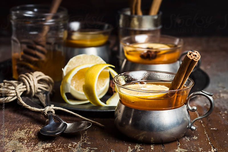 Hot toddy by Susan Brooks-Dammann for Stocksy United