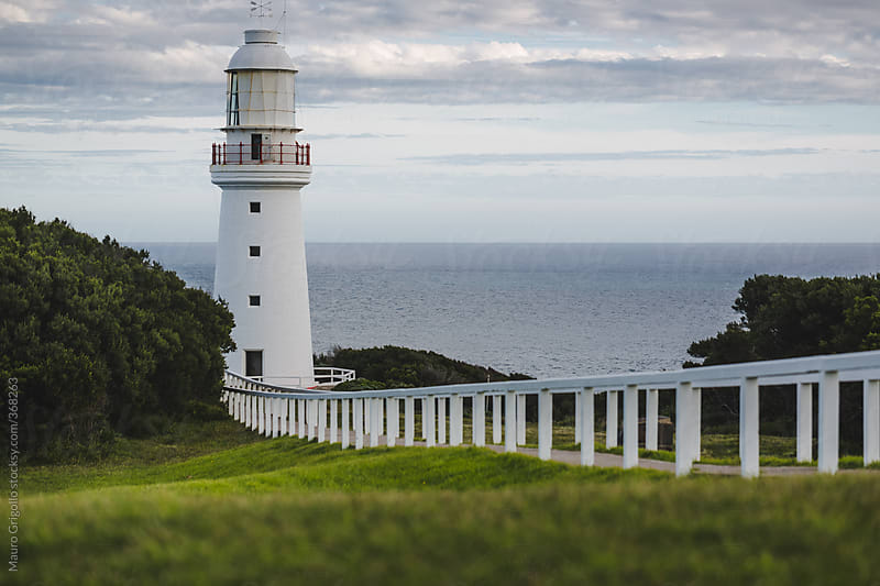 Lighthouse, Australia by Mauro Grigollo for Stocksy United