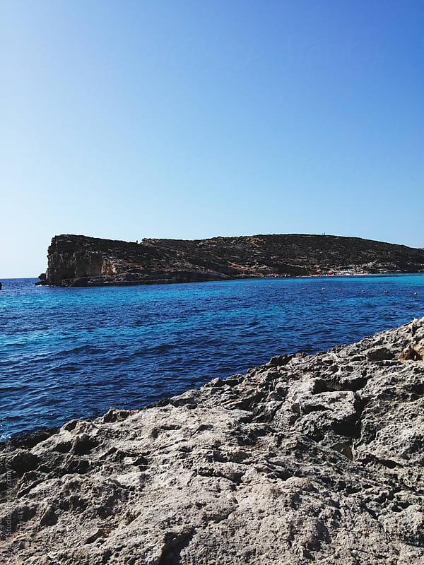 Maltese sheashore by MEM Studio for Stocksy United