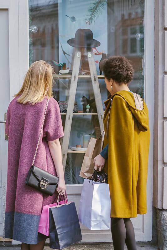 Window Shopping by Aleksandra Jankovic for Stocksy United