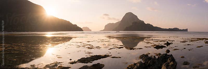 The Coast of El Nido by Jason Denning for Stocksy United