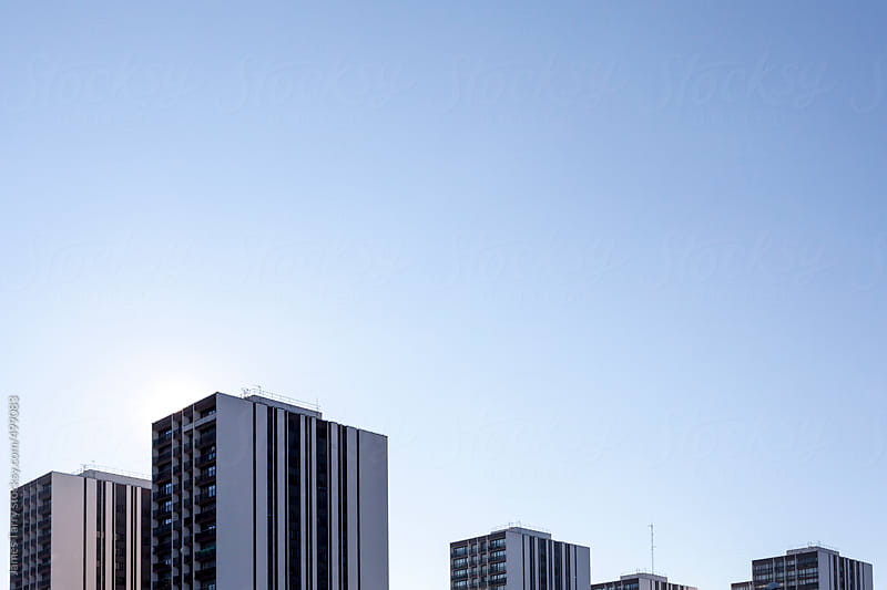 Tower Blocks by James Tarry for Stocksy United