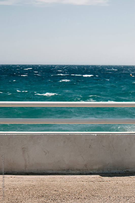 Sea view by Robert Kohlhuber for Stocksy United