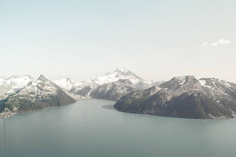 Garibaldi Lake by Luke Gram for Stocksy United