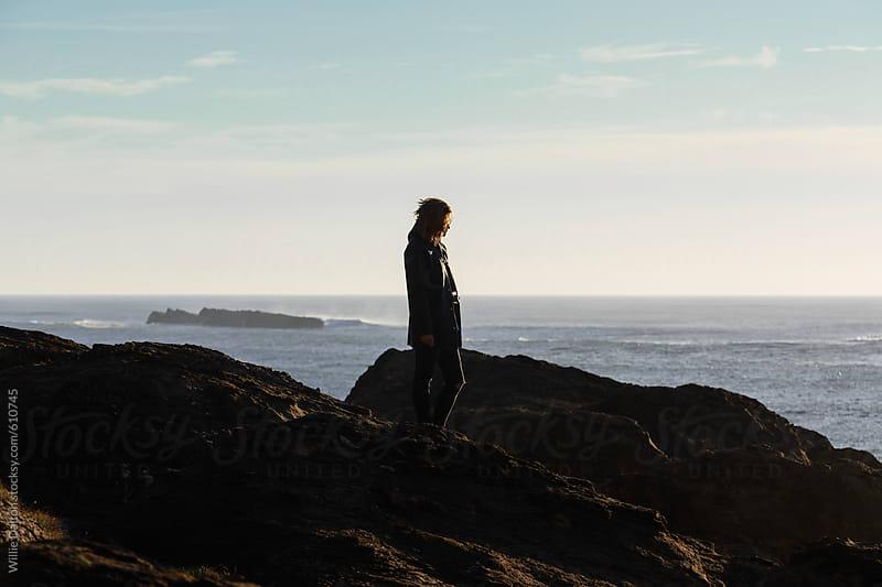 Coastal Silhouette by Willie Dalton for Stocksy United
