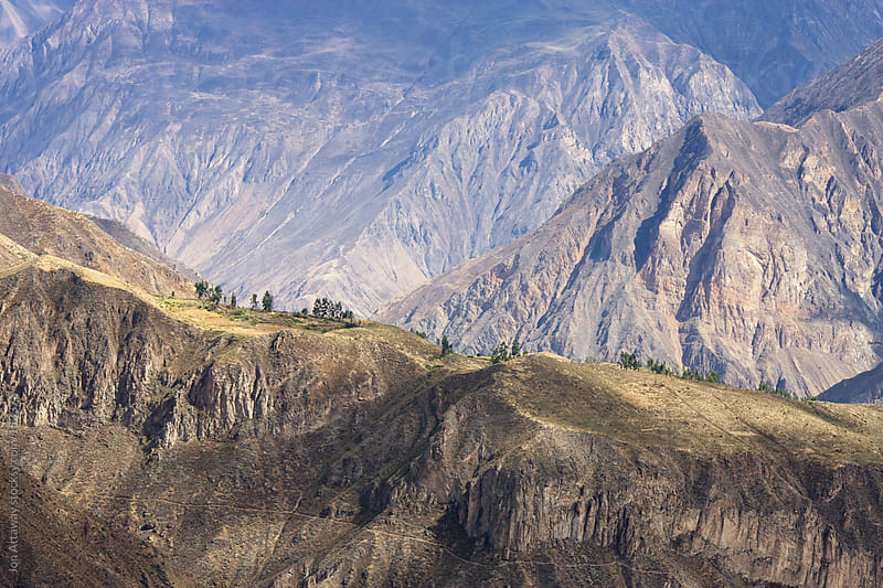 Colca Canyon, Peru by Jon Attaway for Stocksy United