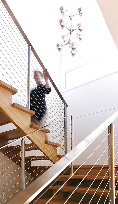 Modern Architectural Staircase by WAA for Stocksy United