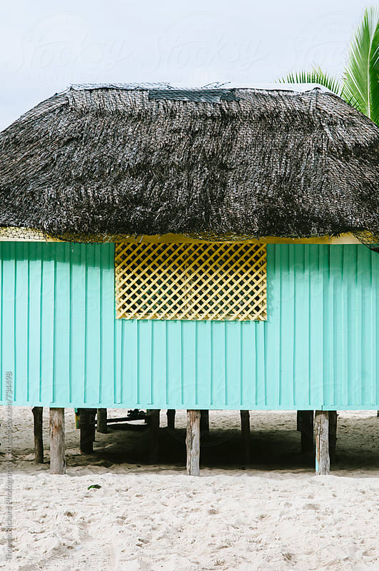 Fale, South Coast, Samoa. by Thomas Pickard for Stocksy United