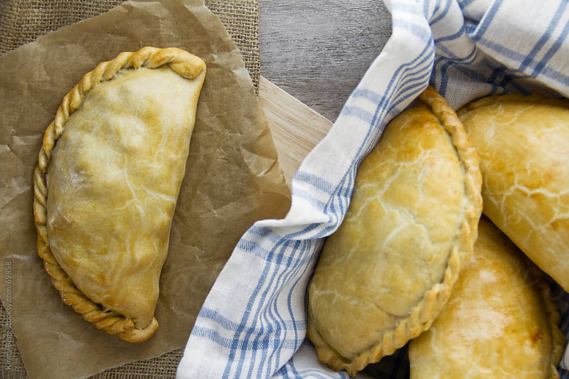 Cornish Pasties by Kirsty Begg for Stocksy United